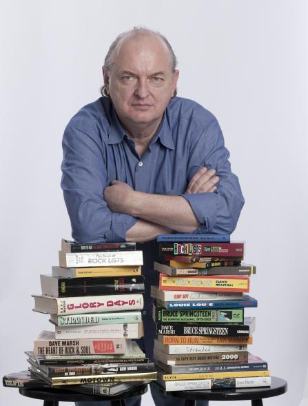 Dave Marsh Headshot