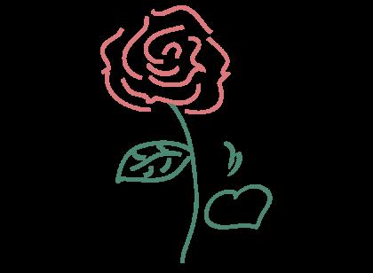 KACF Rose Logo Only Fixed